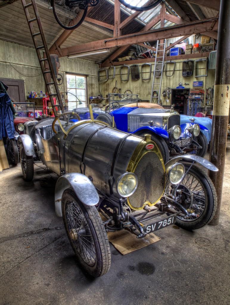 Bugatti - Stephen Elliott
