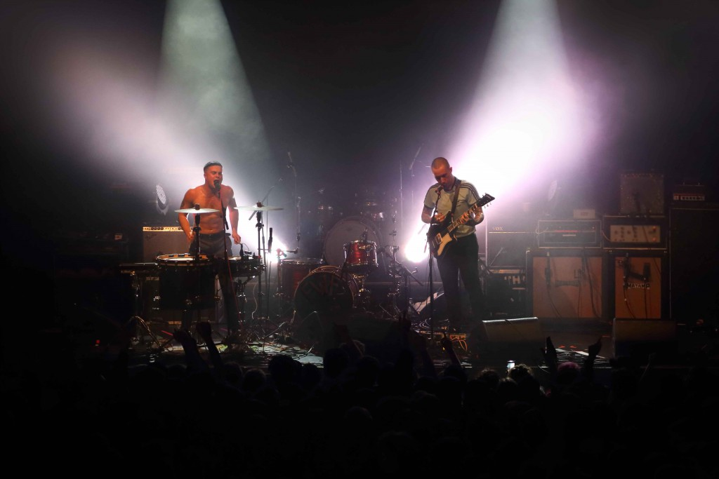 Slaves at the Ritz Manchester